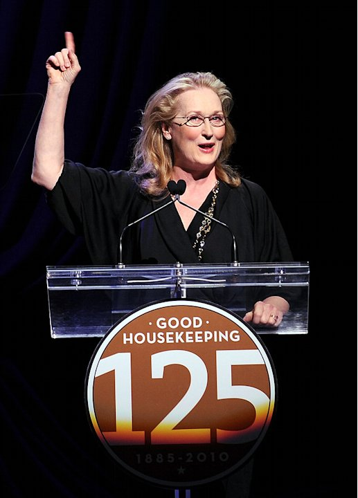 Streep Meryl Gd Housekeeping
