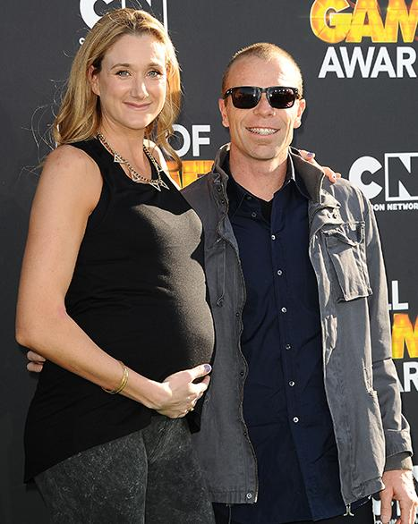 Kerri Walsh Jennings, Olympic Volleyball Player, Welcomes Baby Girl Scout Margery!