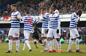 QPR 1-1 Wigan: Marvellous Maloney strikes at the death to leave QPR on the brink