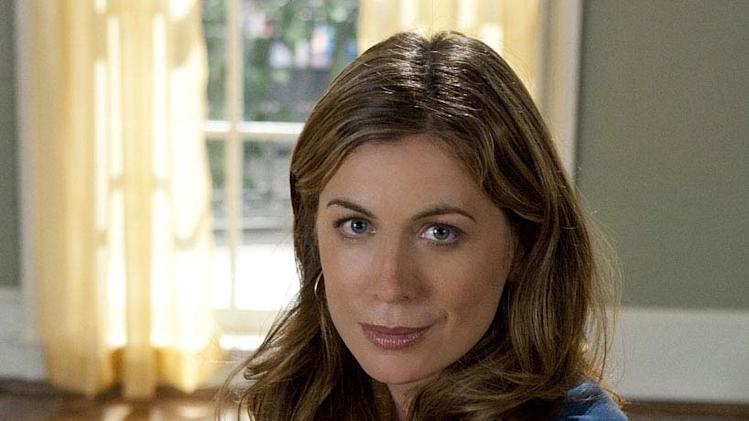 "Sonya Walger stars as Dr. Ryan in ""Common Law."""