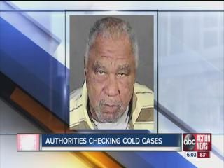 California serial killer may be linked to cold cases in Florida