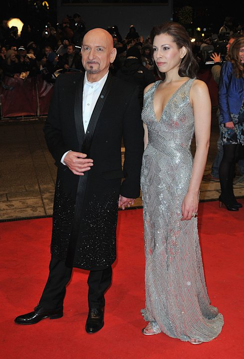 2010 Berlin Film Festival Ben Kingsley