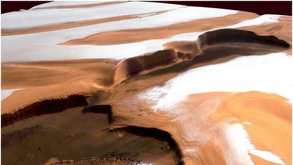 Incredible Technology: How to Mine Water on Mars