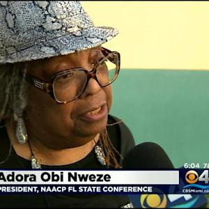 NAACP Call For Investigation Into Misconduct Of Miami Gardens Police Dept.
