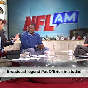 Pat O'Brien on the NFL then & now