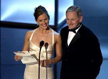 Jennifer Garner, Victor Garber