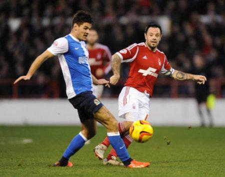 Soccer - Sky Bet Championship - Nottingham Forest v Blackburn Rovers - City Ground