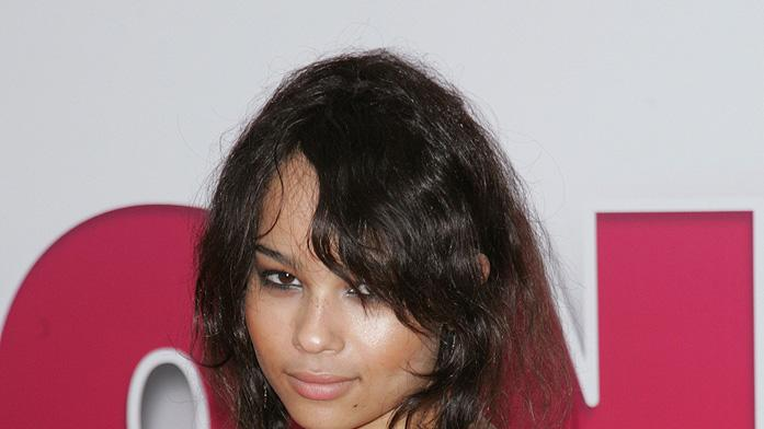 Year One New York premiere 2009 Zoe Kravitz