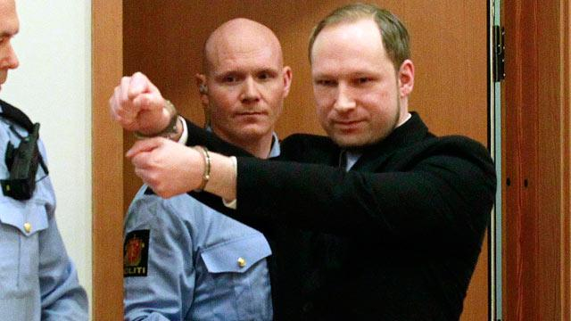 Norway Shooter Anders Breivik Pleads Not Guilty, Cries in Court