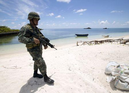 Philippines considers two-way sea talks with China - if wins case at The Hague