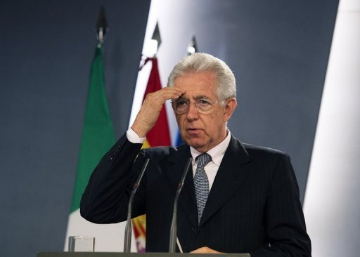 Der italienische Ministerprsident Mario Monti hat vor einem Auseinanderbrechen Europas wegen der Eurokrise gewarnt. &quot;Die Spannungen, die in den letzten Jahren die Eurozone begleiten, tragen bereits die Zge einer psychologischen Auflsung Europas&quot;, sagte Monti dem &quot;Spiegel&quot;. Wenn der Euro zu einem Faktor des europischen Auseinanderdriftens werde, dann seien auch &quot;die Grundlagen des Projekts Europa zerstrt&quot;