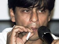 Shah Rukh Khan fined for smoking