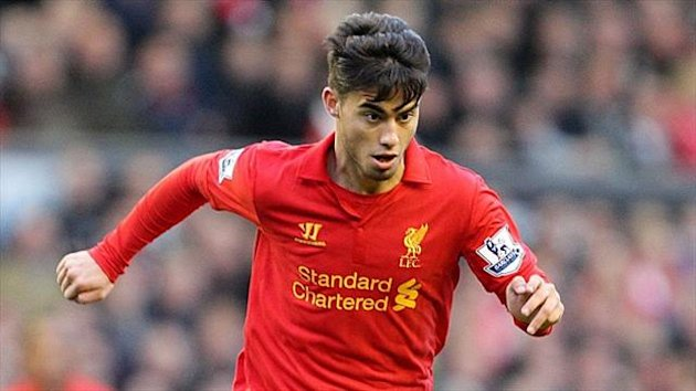 Suso will spend next season on loan at Almeria