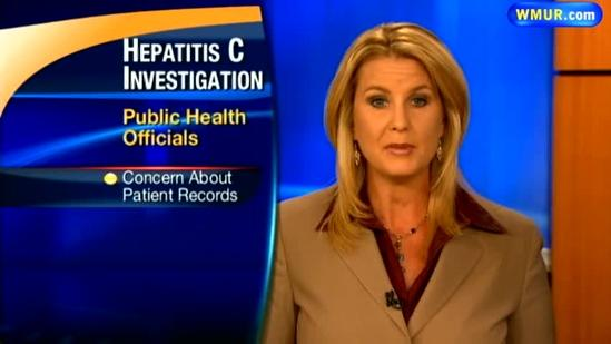 Seeking records, state says hepatitis C could have spread further