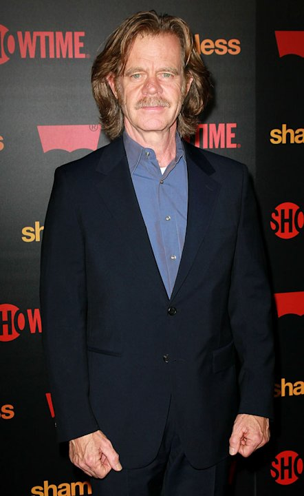 "William H. Macy attends the ""Shameless"" Season 2 Reception at Haus Los Angeles on January 5, 2012 in Los Angeles, California."