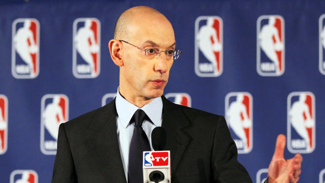 NBA: Commissioner Adam Silver-Press Conference