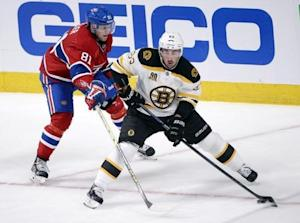 NHL: Stanley Cup Playoffs-Boston Bruins at Montreal Canadiens