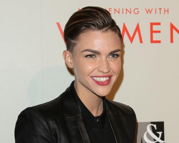 These throwback photos of Ruby Rose with long hair are unrecognizable!