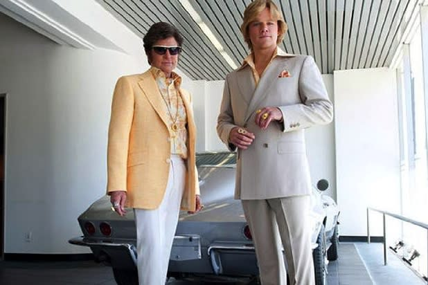 Creative Arts Emmys: 'Behind the Candelabra' Ruled the Night, But Bob Newhart Stole the Show