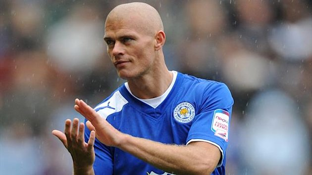 Leicester City's Paul Konchesky (PA)