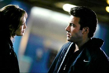 Jennifer Lopez and Ben Affleck in Columbia's Gigli