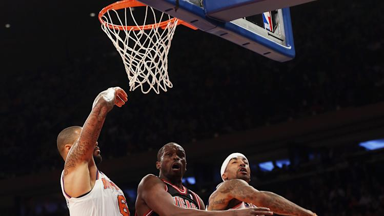 Chicago Bulls v New York Knicks
