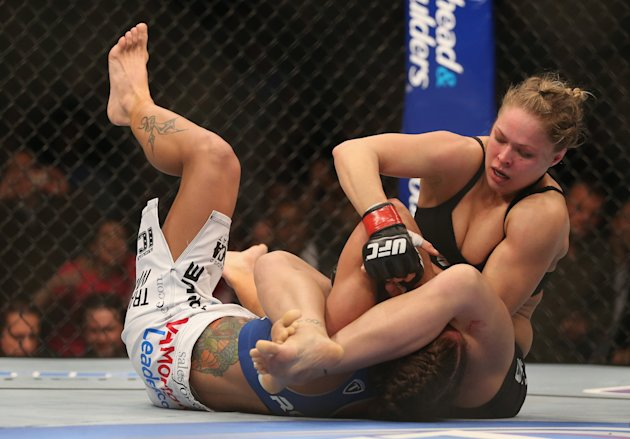 UFC 157: Rousey v Carmouc&nbsp;&hellip;