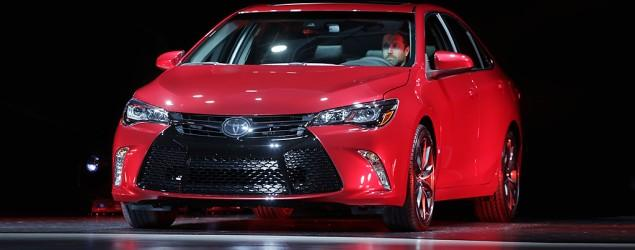 Toyota Camry is now the most American-made car