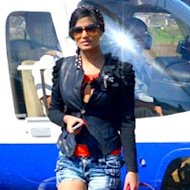 Poonam Pandey Shoots For Sensuous &#39;Nasha&#39; Scene In A Chopper!