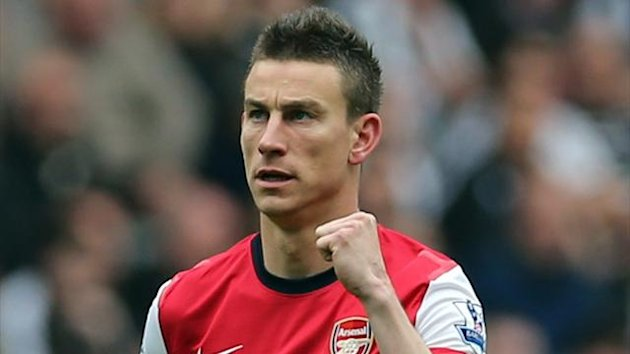 Arsenal's Laurent Koscielny (AFP)