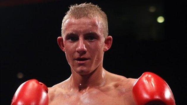 British boxer Paul Butler (photo: Frank Warren website)