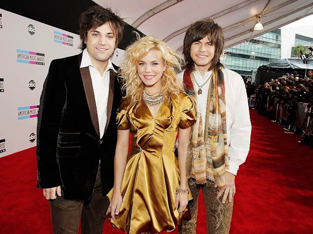 The Band Perry AM As