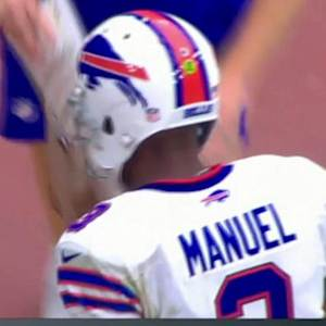 NFL NOW: Instant Analysis: Buffalo Bills bench Manuel