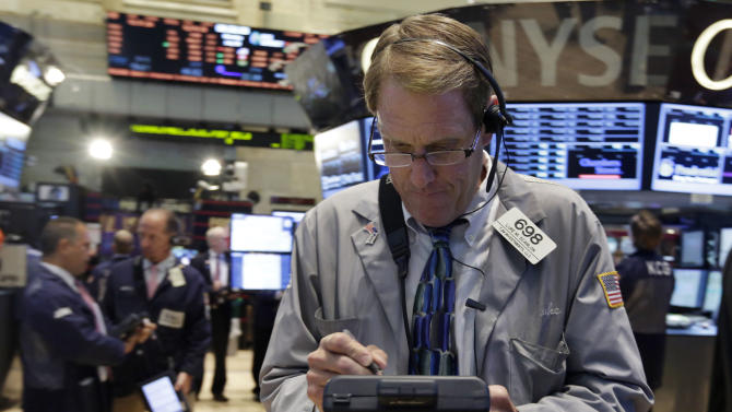 NYSE operator takes over LIBOR bank rate
