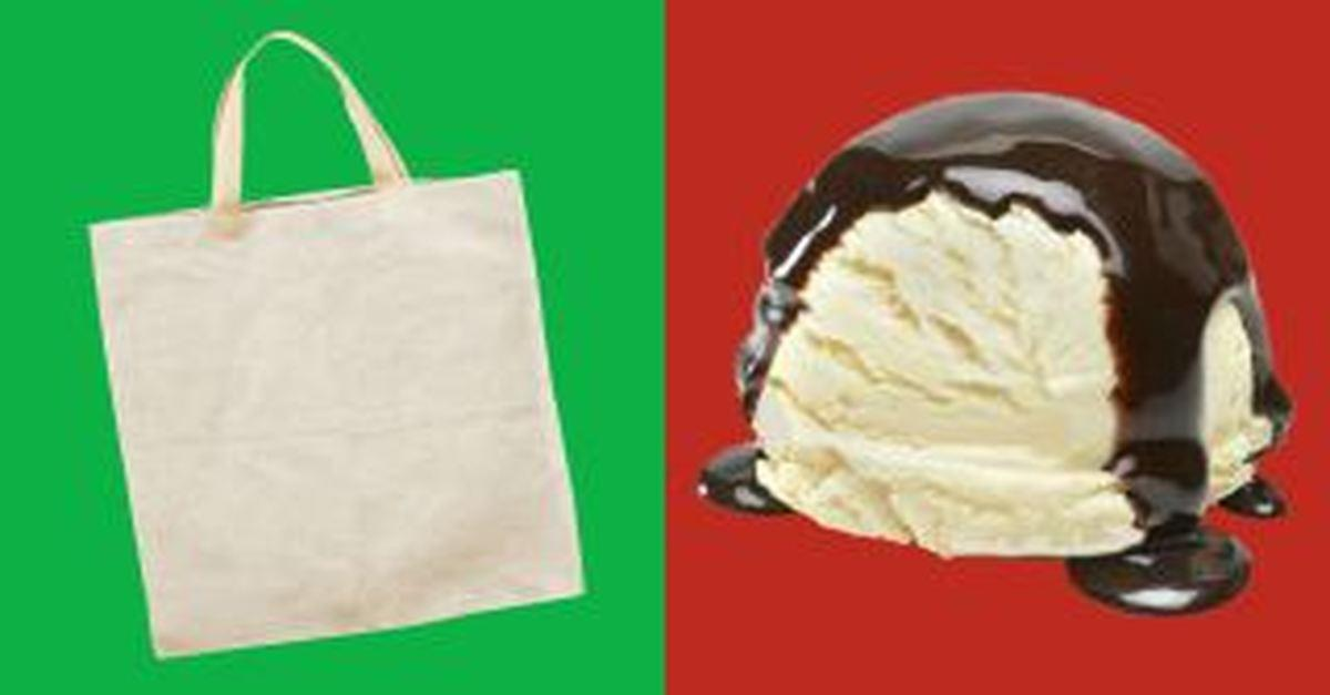Are Your Reusable Grocery Bags Making You Fat?