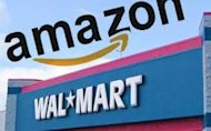 Amazon vs. Wal Mart: How Online Strategy Can Meet In Store Opportunity image Amazon vs Walmart