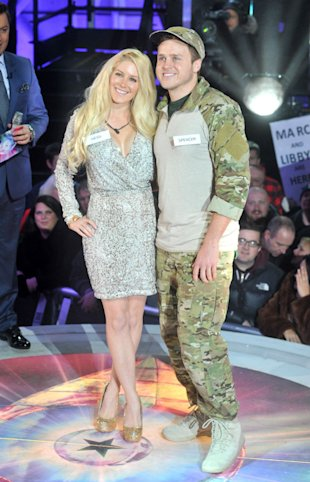Celebrity Big Brother: Speidi Say Goodbye To The Basement