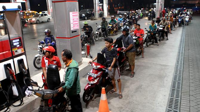 Indonesia raises fuel prices among world's lowest