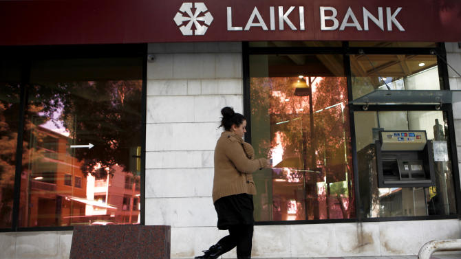 Cyprus bailout likely closer to $13BN