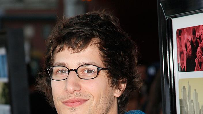 Paper Heart LA Screening 2009 Andy Samberg