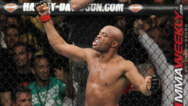 With Michael Bisping Out of the Picture, Who Will Anderson Silva Face Next?