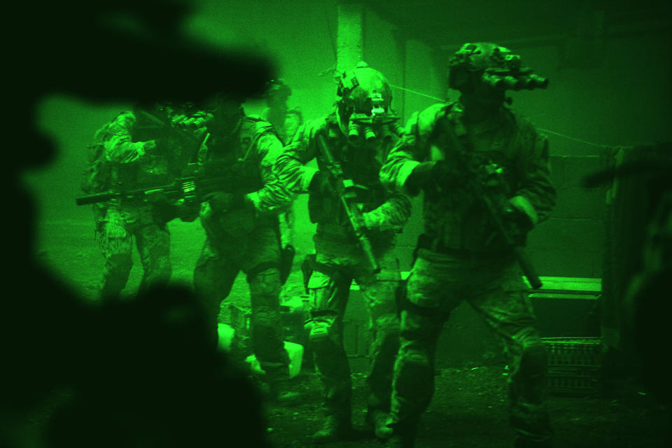 'Zero Dark Thirty' hunts down $24.4M at box office