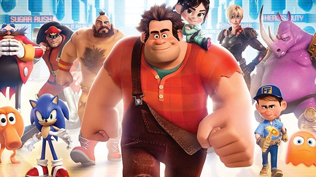 Wreck-It Ralph