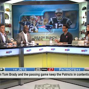 Can quarterback Tom Brady keep the New England Patriots in contention?