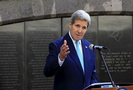 Kerry heading to Middle East this week: State Department