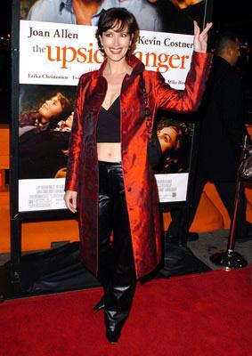 Janine Turner at the Westwood premiere of New Line Cinema's The Upside of Anger
