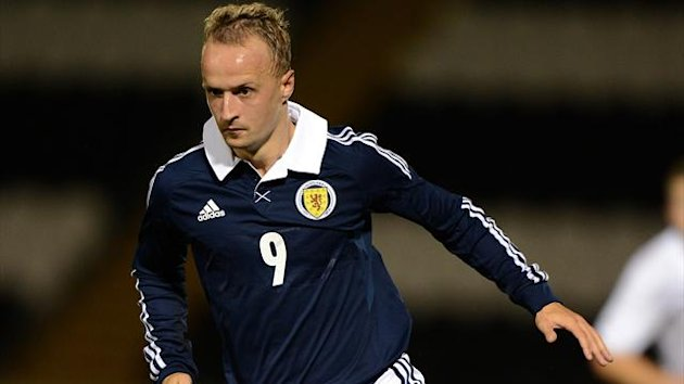 Scotland's Leigh Griffiths