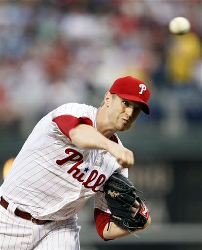 Phillies use long ball to beat Mets 7-3