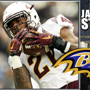 120 NFL Mock Draft: Baltimore Ravens Select Jaelen Strong