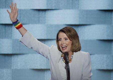 U.S. Democrat Pelosi gets 'obscene and sick' calls after hack